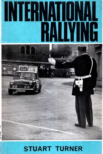 Image for International Rallying