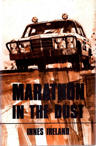 Image for Marathon in the Dust