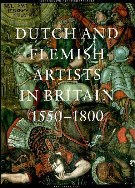 Image for Dutch & Flemish Artists in Britain 1550-1800