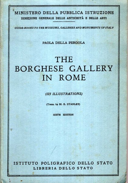 Image for The Borghese Gallery in Rome