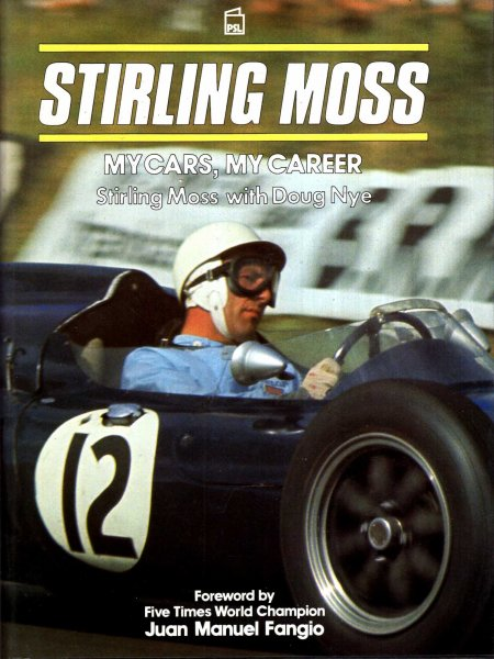 Image for Stirling Moss : My Cars, My Career