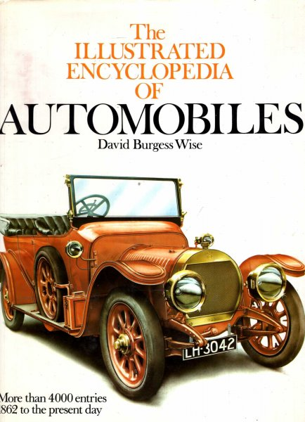 Image for The Illustrated Encyclopedia of Automobiles