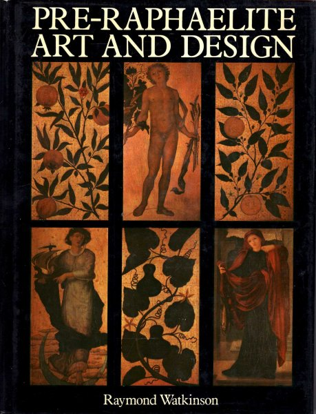 Image for Pre-Raphaelite Art and Design