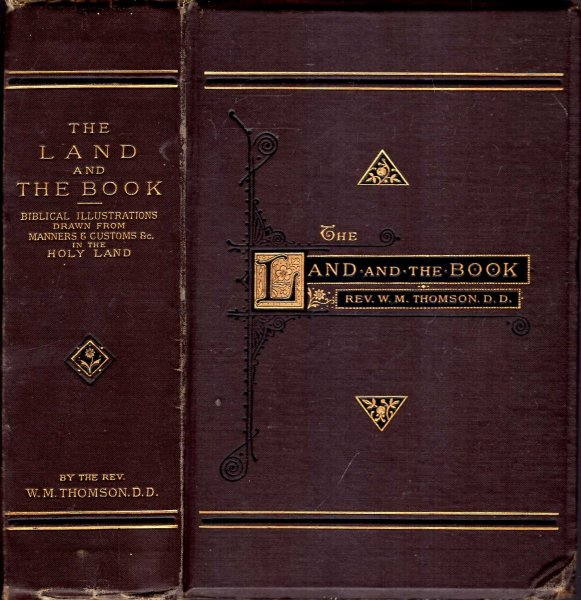 Image for The Land and the Book