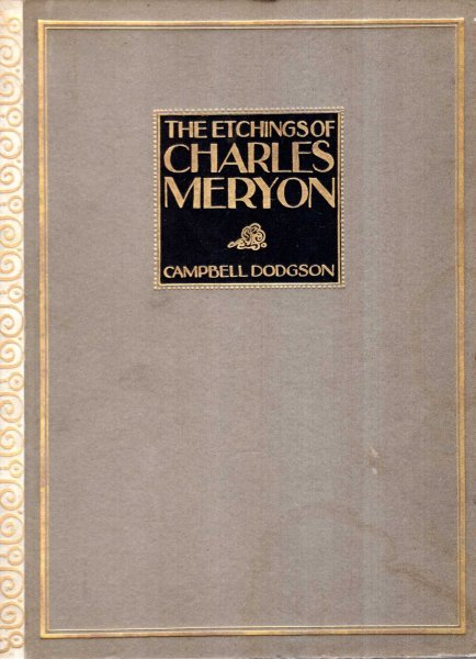 Image for The Etchings of Charles Meryon