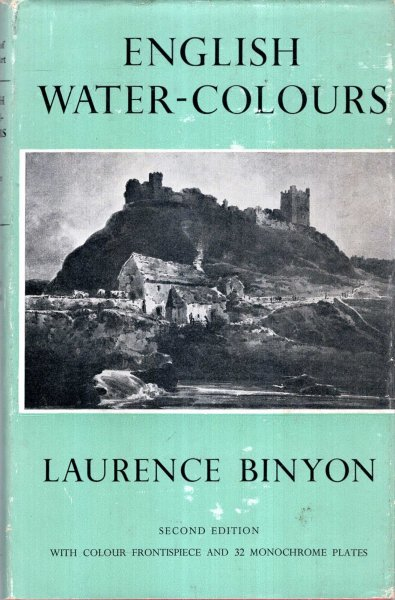 Image for English Water-Colours