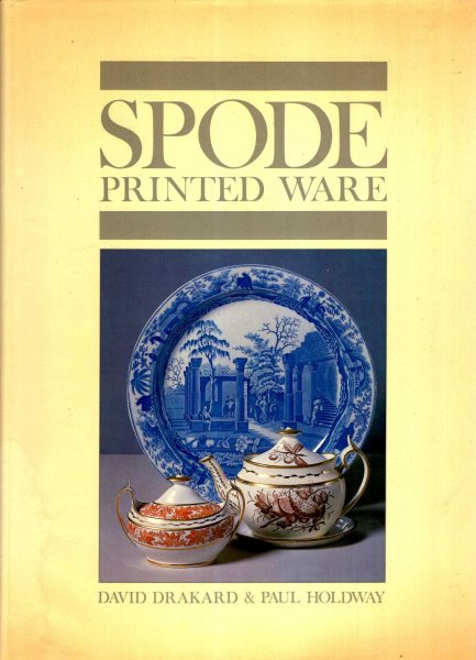 Image for Spode Printed Ware