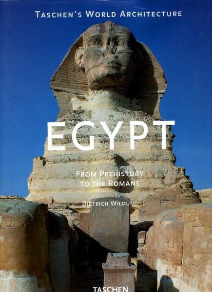 Image for Egypt : From Prehistory to the Romans (Taschen's World Architecture)