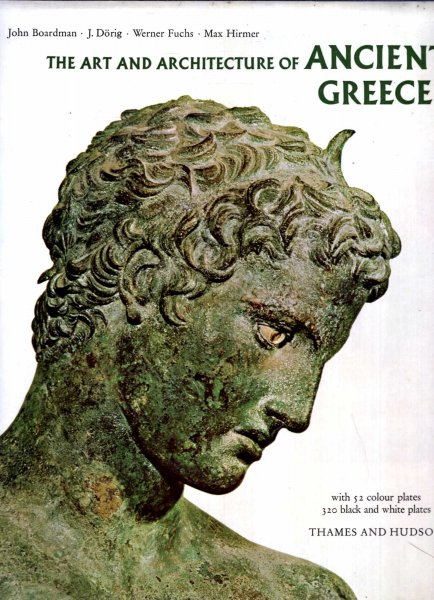 Image for The Art and Architecture of Ancient Greece