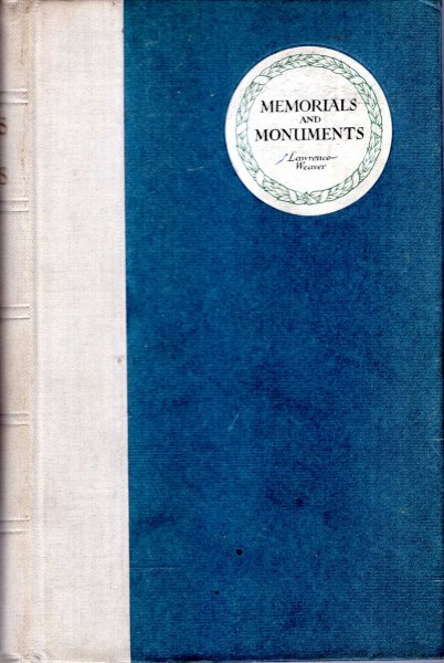 Image for memorials & Monuments Old & New : Two Hundred subjects chosen from seven centuries