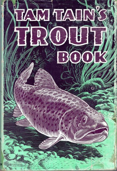 Image for Tam Tain's Trout Book