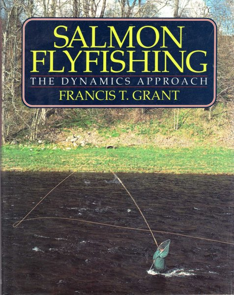 Image for Salmon Flyfishing : The Dynamics Approach