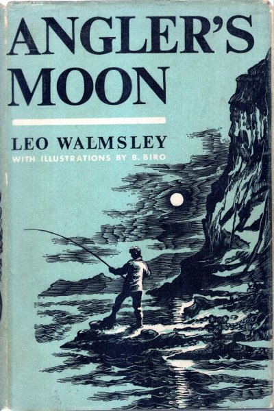 Image for Angler's Moon, memories of fish, fishing and fishermen
