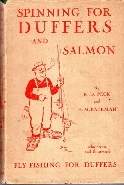 Image for Spinning for Duffers - and Salmon