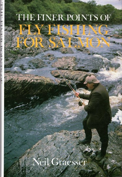 Image for Finer Points of Fly Fishing for Salmon