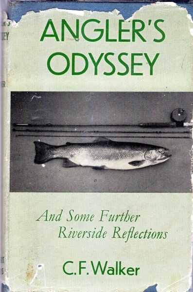 Image for Angler's Odyssey and Some Further Riverside Reflections