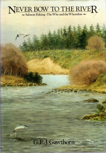 Image for Never Bow to the River: Salmon Fishing - The Why and the Wherefore