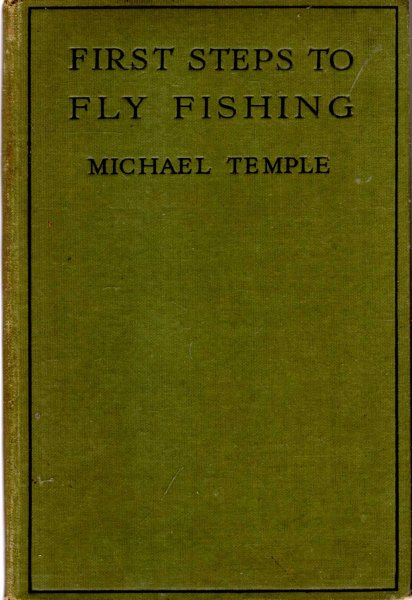 Image for First Steps in Fly Fishing
