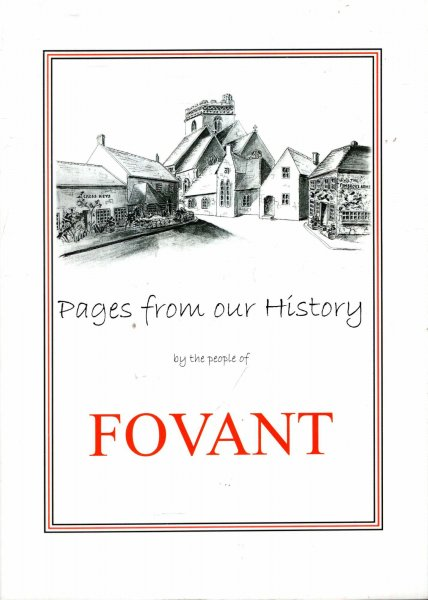 Image for Pages from Our History by the People of Fovant