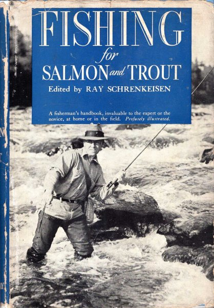 Image for Fishing for Salmon and Trout
