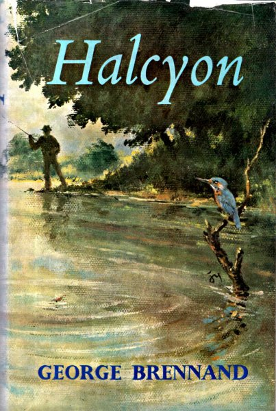 Image for Halcyon : An Angler's Memories
