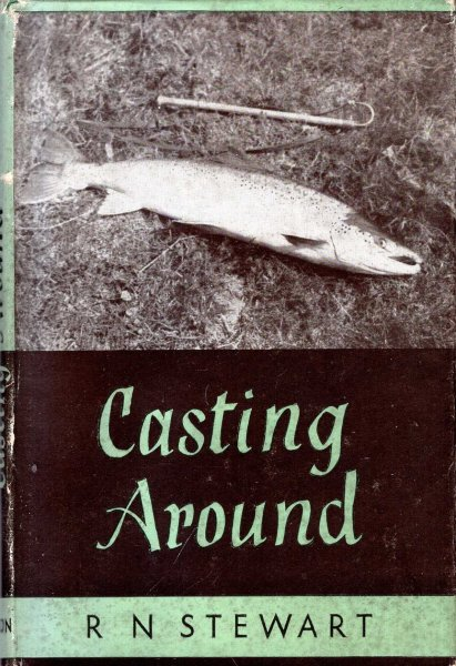 Image for Casting Around : essays on the art of angling