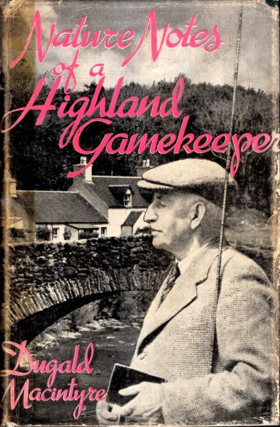 Image for Nature Notes of a Highland Gamekeeper