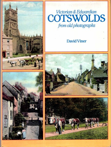 Image for Victorian and Edwardian Cotswolds from Old Photopgraphs