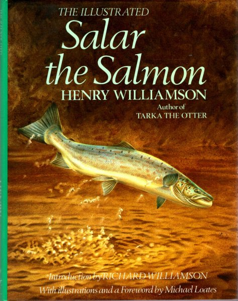Image for The Illustrated Salar the Salmon