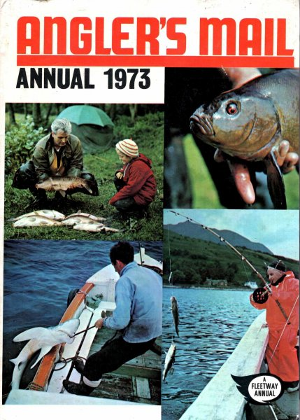 Image for Angler's Mail Annual 1973