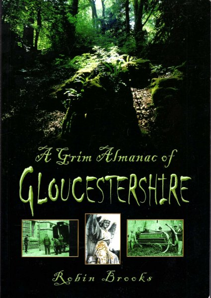 Image for A Grim Almanac of Gloucestershire