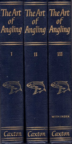 Image for The Art of Angling (three volumes complete)