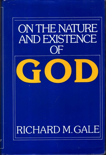 Image for On the Nature and Existence of God