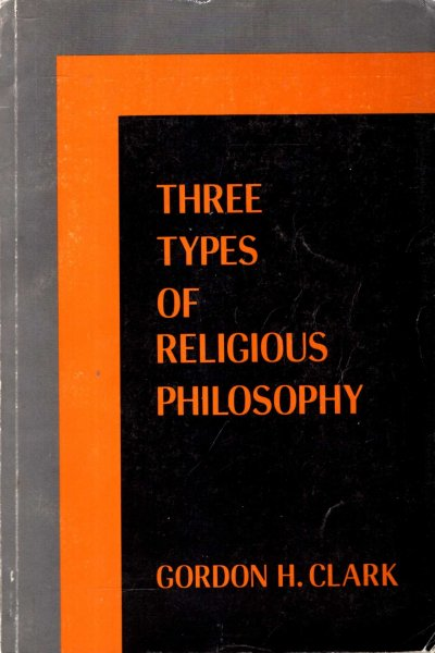 Image for Three Types of Religious Philosophy