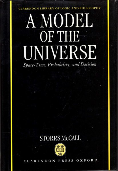 Image for A Model of the Universe: Space-Time, Probability, and Decision
