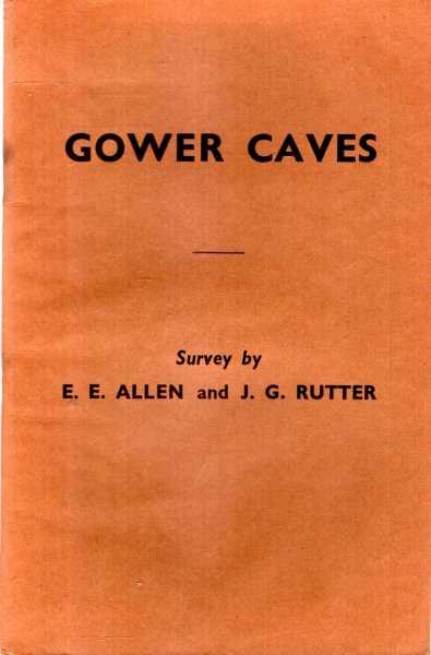 Image for Gower Caves Survey