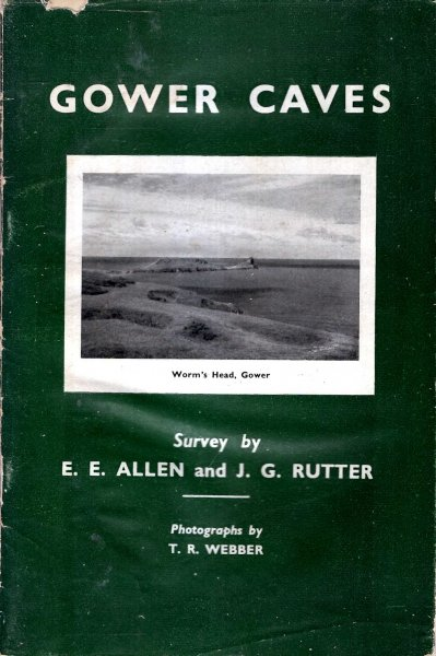 Image for Gower Caves Survey : Part II