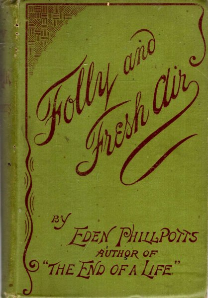 Image for Folly and Fresh Air