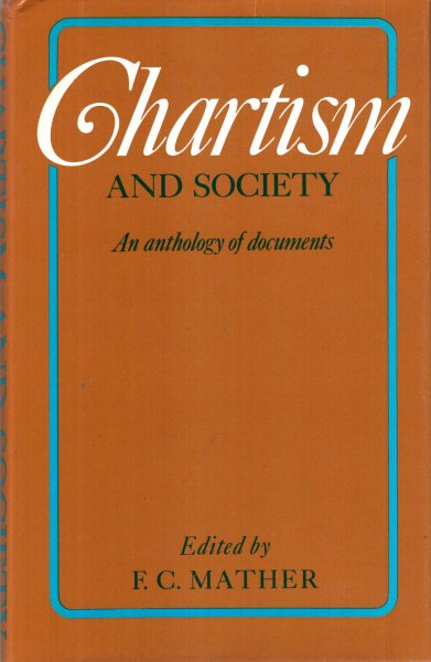 Image for Chartism and Society : An Anthology of Documents