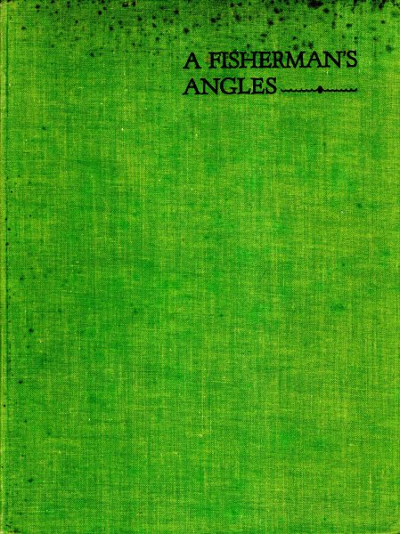 Image for A Fisherman's Angles