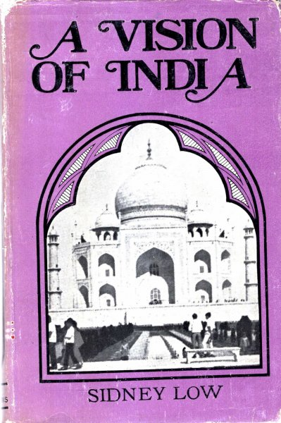 Image for A Vision of India
