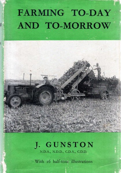 Image for Farming To-Day and To-Morrow
