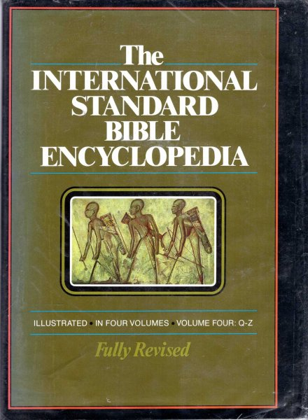 Image for The International Standard Bible Encyclopedia: (4 Volumes complete)