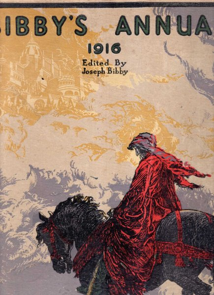 Image for Bibby's Annual 1916