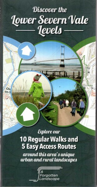 Image for Discover the Lower Severn Vale Leves : 10 Regular Walks and 5 Easy Access Routes