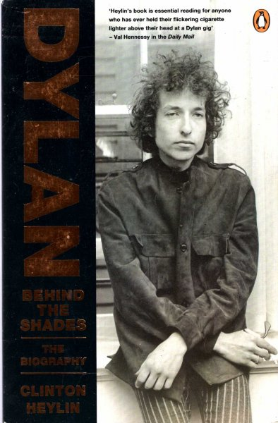 Image for Dylan : Behind the Shades