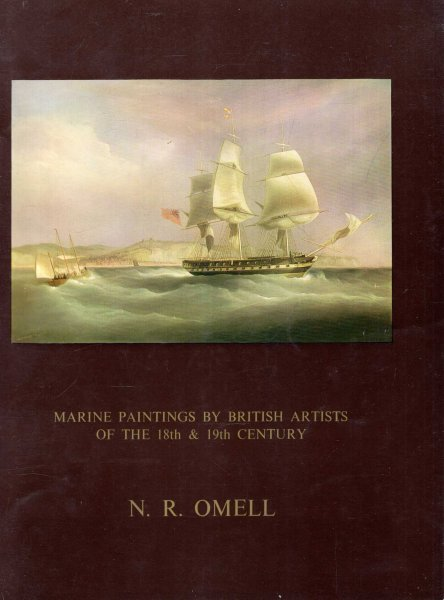 Image for Marine Paintings by British Artists of the Eighteenth and Nineteenth Century, October 10 to November 3 [1972]