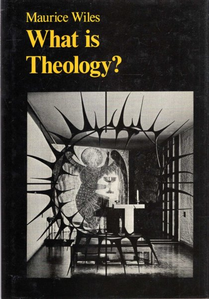 Image for What is theology?