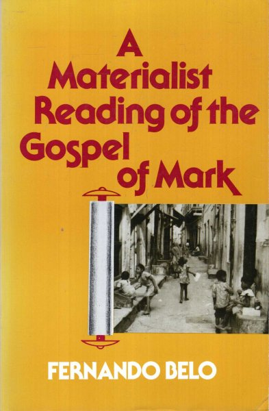 Image for A Materialist Reading of the Gospel of Mark