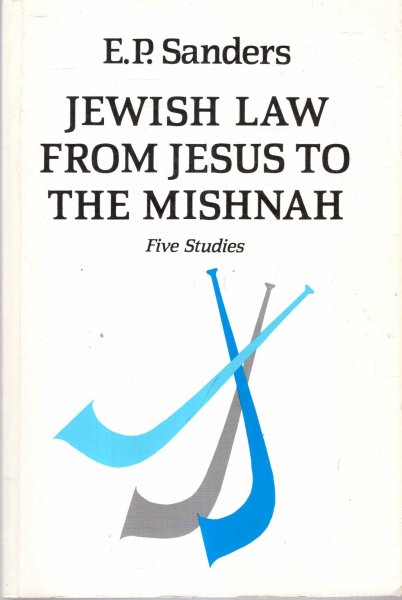 Image for Jewish Law from Jesus to the Mishnah: Five Studies